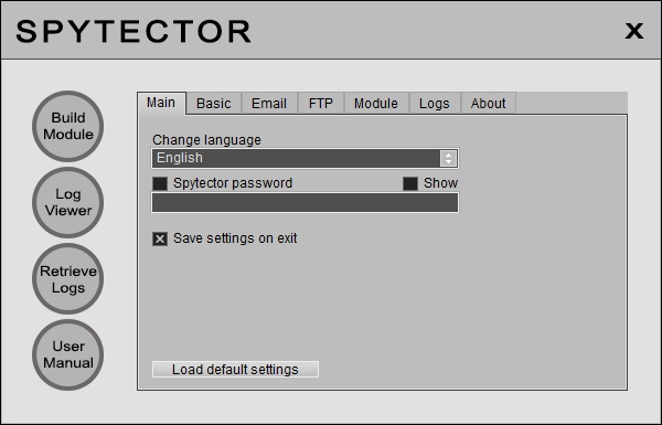 Keyloggers Remote